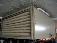 Wood Dust Air Filter