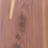Aromatic Red Cedar (sanded)