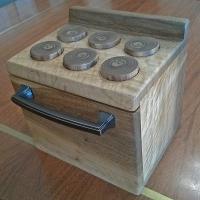 "Bastogne Walnut (""Oven"" recipe box)"