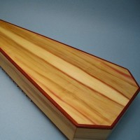 Box Elder (finished, with Bloodwood accents)