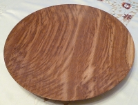 Brown Oak (turned)