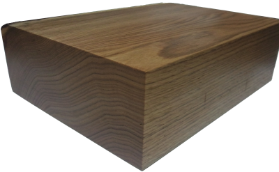 Butternut (3 surfaces of wood)