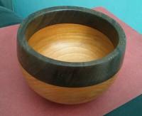 Chakte Viga and Peruvian Walnut (turned)