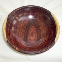 Cocobolo (turned)