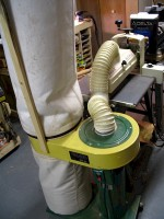 wood dust collector filters