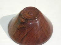 Honduran Rosewood (turned)