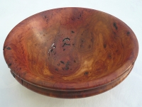 Jarrah burl (turned)