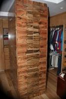 Pistachio closet cabinet (Dean Garrett)