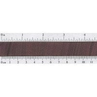 Purpleheart (endgrain)