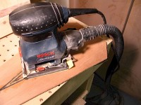 Wood Dust Sander Vacuum