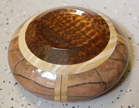 Snakewood (turned)