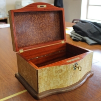 Tamo Ash (veneered box)