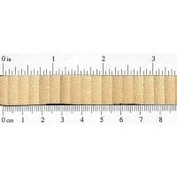 Bamboo: vertical (endgrain)