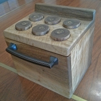 "Bastogne Walnut (""Oven"" recipe box)"