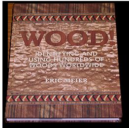 Wood! book