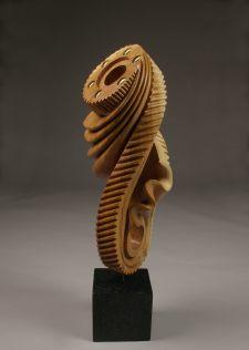 Shagbark Hickory (sculpture)
