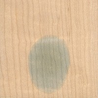 Hard Maple (light blue/green)