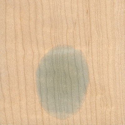Hard Maple (light blue/green)