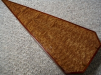 Pommele Sapele (bookmatched)