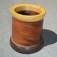 Yucatan Rosewood (turned)